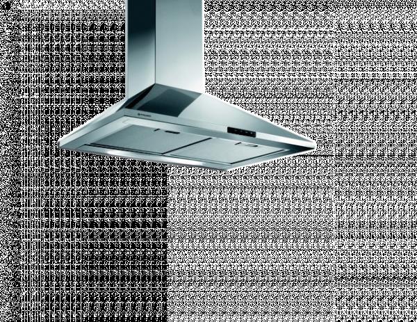 Аспиратор квадратен въздуховод Pyramis 60 NN1 SU 32L