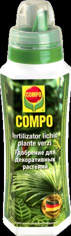COMPO Течен тор за зелени 0,5л