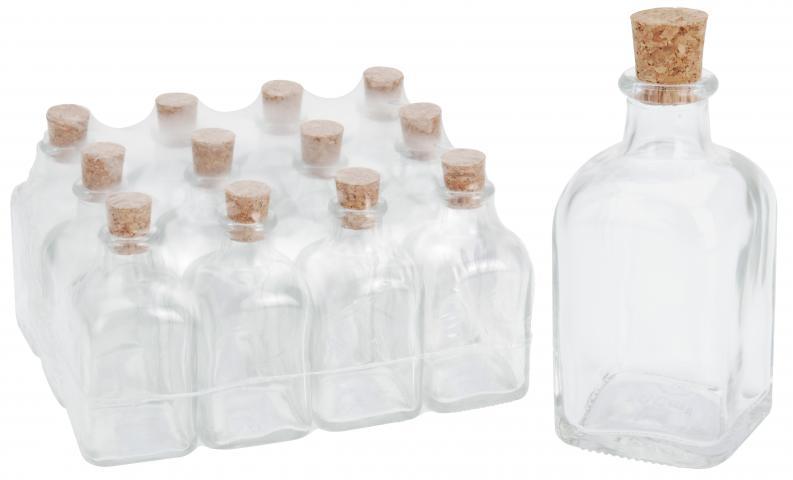 Стъклена бутилка 100 ml