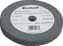 Диск за двоен шмиргел Einhell BT-BG 150, фин
