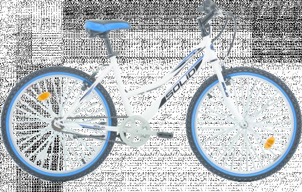 Велосипед Urban 26'' бяло
