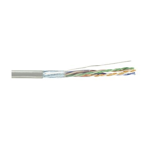 Кабел FTP PVC cat5e 100м/ руло