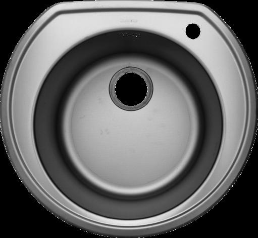 Кухненска мивка Рондовал С 3 1/2''