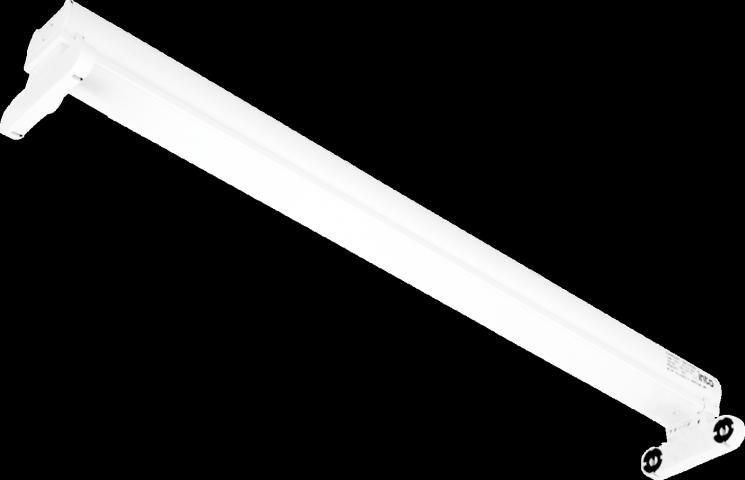 LED шина 2х9W 4000К 60см+ LED пура