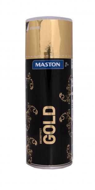 Спрей боя Maston 0.4л, злато