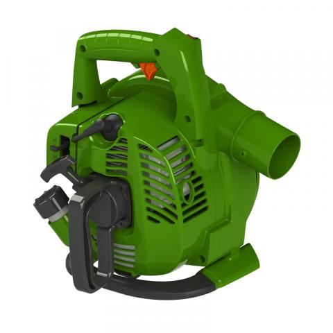 Бензинов листосъбирач Nrock NR-BL25 3