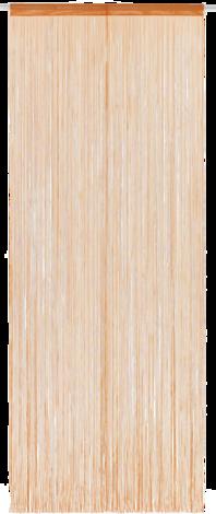 Перде ресни 90х245 см тера