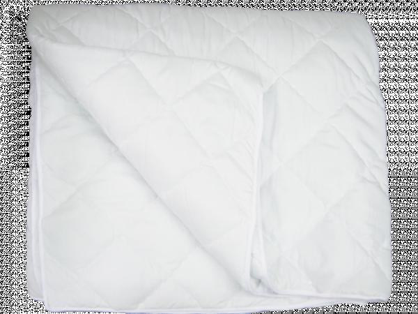 Олекотена завивка 220х240 см 300 гр. бяла