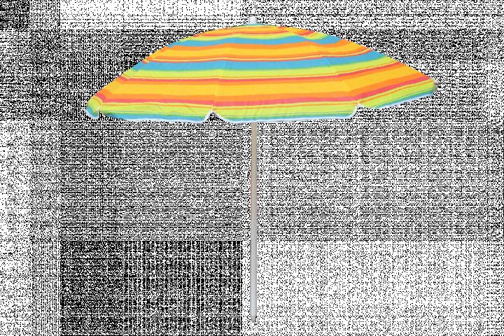 Плажен чадър ф180см 3