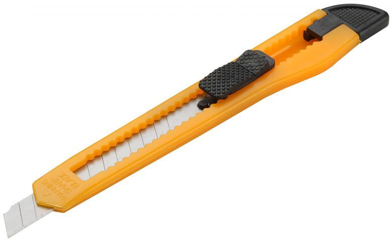 Нож макетен 9мм Tolsen