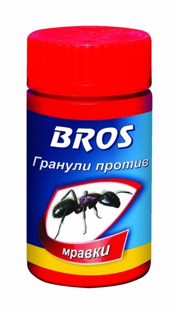 Гранули против мравки 60 гр
