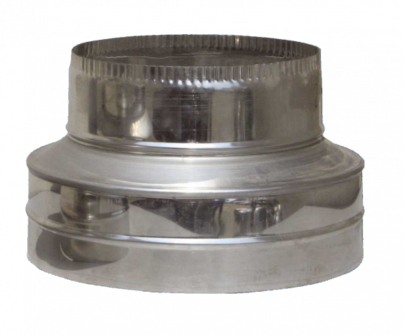 Увеличител Ф230-300 инокс