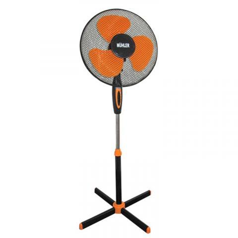 Вентилатор MUHLER FM-5070 черно+оранж