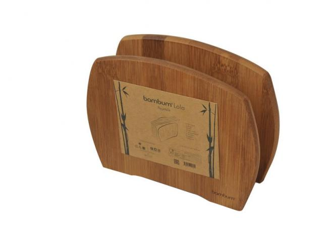 Бамбуков салфетник 2