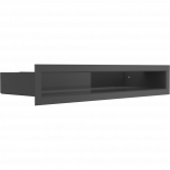 Решетка Luft 45о 6/40 см черна