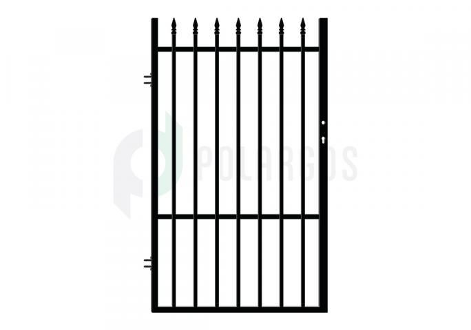 Врата МАLTA ляво отваряне с панти
