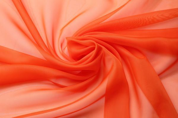 Воал DIANA, 300 см, оранжев 106