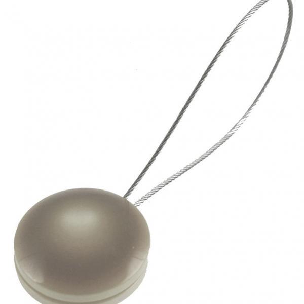 Магнит за перде Pearls бежово