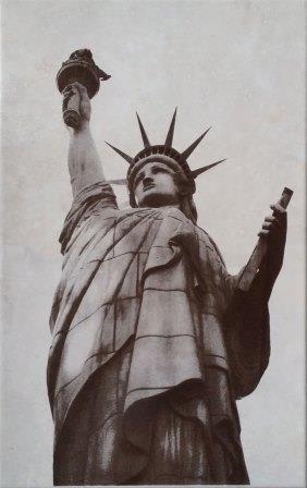 Декор Statue of Liberty 25x40