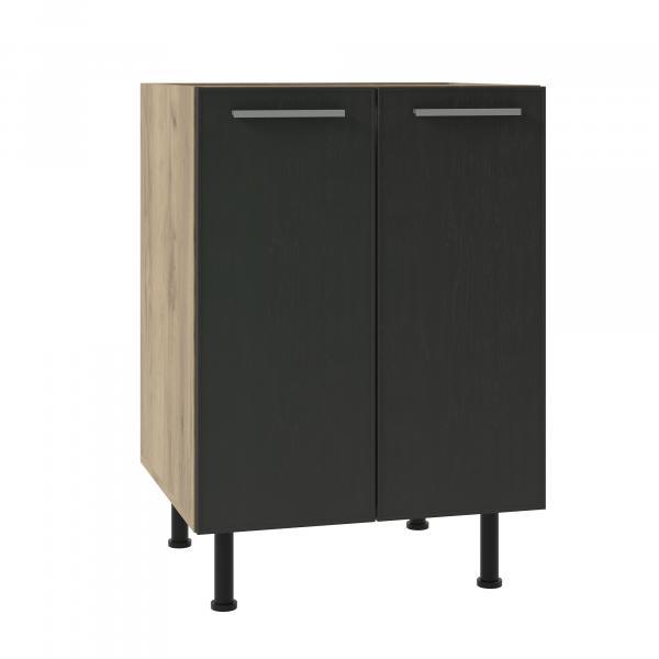 Долен шкаф с две врати SKY LOFT 60см
