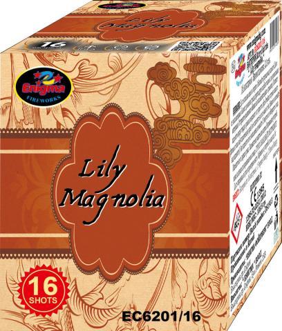 Пиробатерия Lily Magnolia