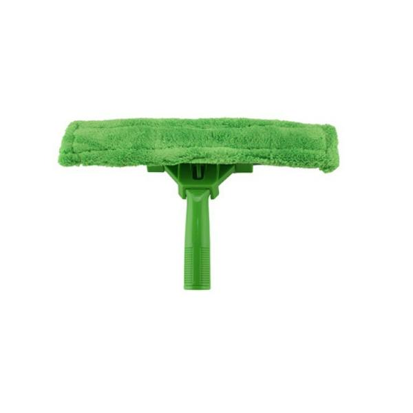 Стъклочистач с кърпа MR-2112- зелен