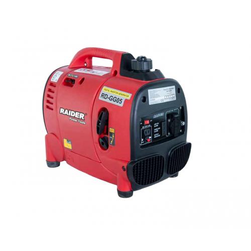 Генератор за ток бензинов 1kW инверторен RD-GG05