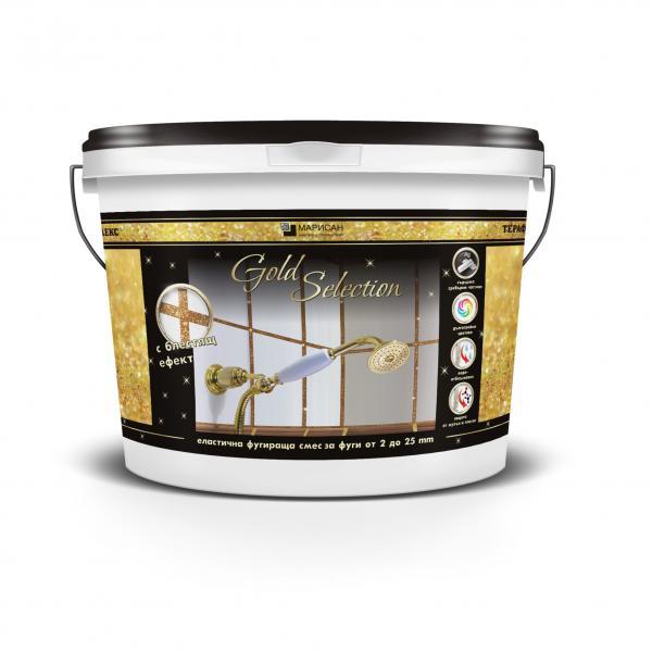 Фугираща смес-370 Блестящ оникс 2кг