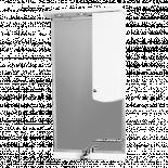 Огледален шкаф за баня Орион - ляв