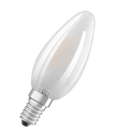 Комплект LED крушки Osram свещ E14 4W 3бр. 2