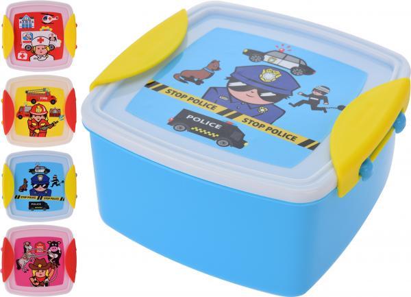 Детска кутия за обяд 14х14XH7 см