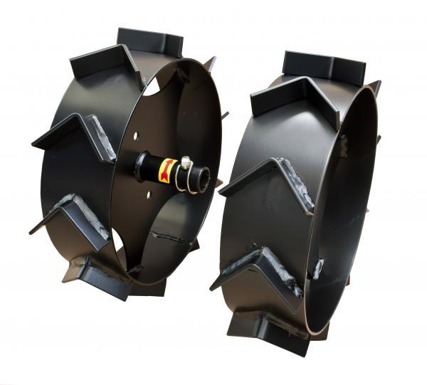 Метални колела за AEROBS BSG 750AL