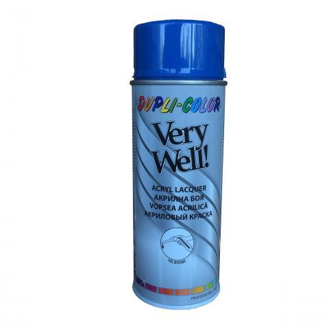 Спрей Very Well сигнално синьо RAL5005
