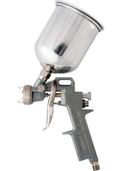 Пистолет пневматичен  с горно казанче MTX
