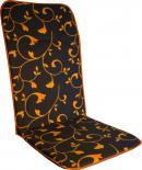 Възглавница Оранжеви цветя 117x46x2.8см