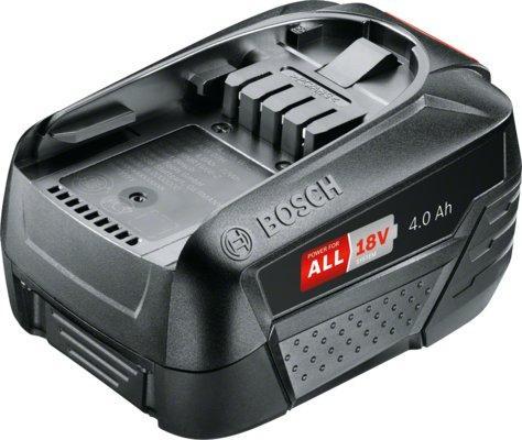 Акумулаторна батерия 18V Li Bosch 4,0Ah