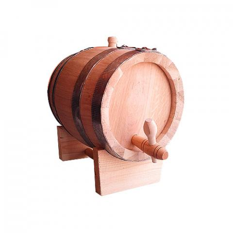 Дъбова бъчва 5 литра 2