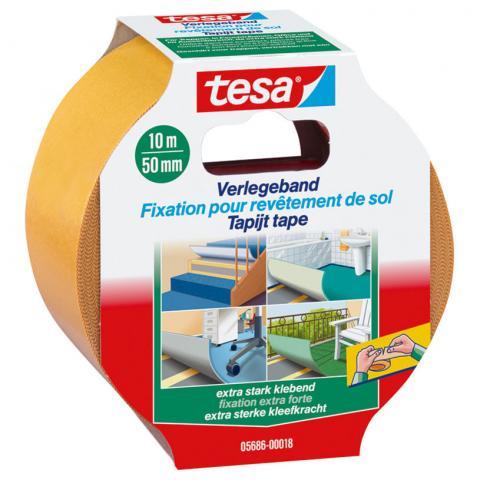 Лента за под Tesa 10 м х 50 мм