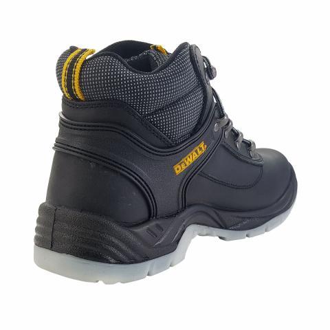 Работни обувки високи DWT Black №44 3