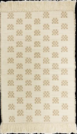 Килим с ресни Ян 60х90 см