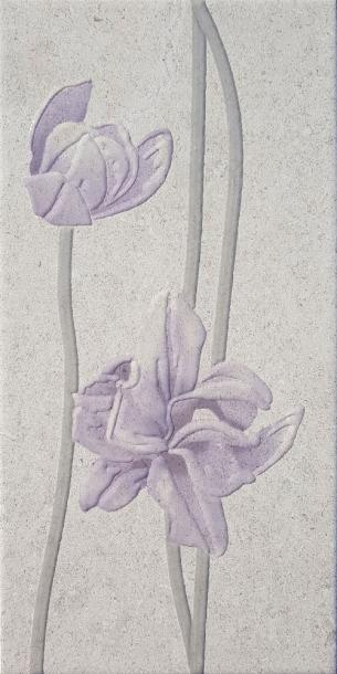 Декор  Everton Flower Middle 20x40