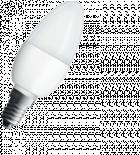 LED крушка свещ 6W E14 470lm топла
