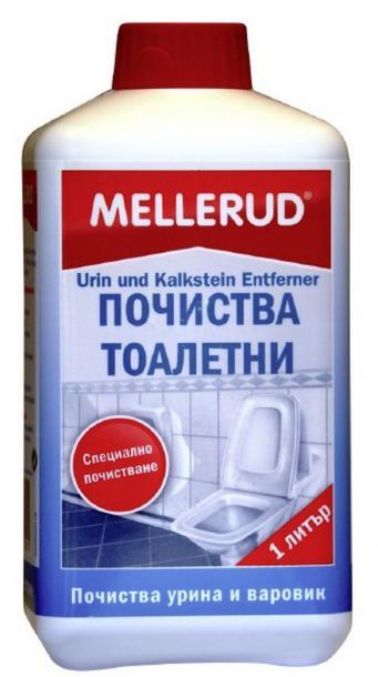 MELLERUD Почистване на тоалетни