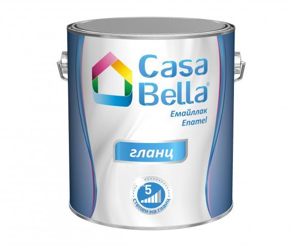 Емайллак Casa Bella  2.5 л, RAL 1018