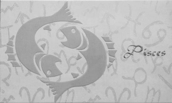 Декор Zodiac Vanguard grey Pisces