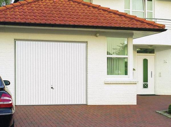 Гаражна врата Berry 2500х2125