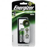Зарядно устройство Energizer Mini 700mAh + 2бр.AAА