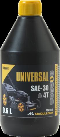 Четиритактово моторно масло McCulloch 0,6 л SAE30