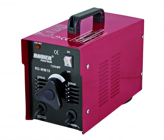 Електрожен RAIDER 130A RD-WM10