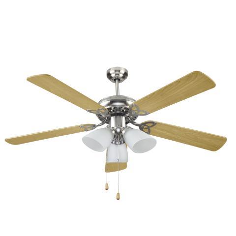 """Вентилатор таванен 42"""" L42012 3xE27/max 50W"""